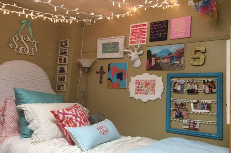 Decorating your room is an important aspect of dorm life. Here are some really cute Ole Miss dorm rooms to get some serious inspiration from!