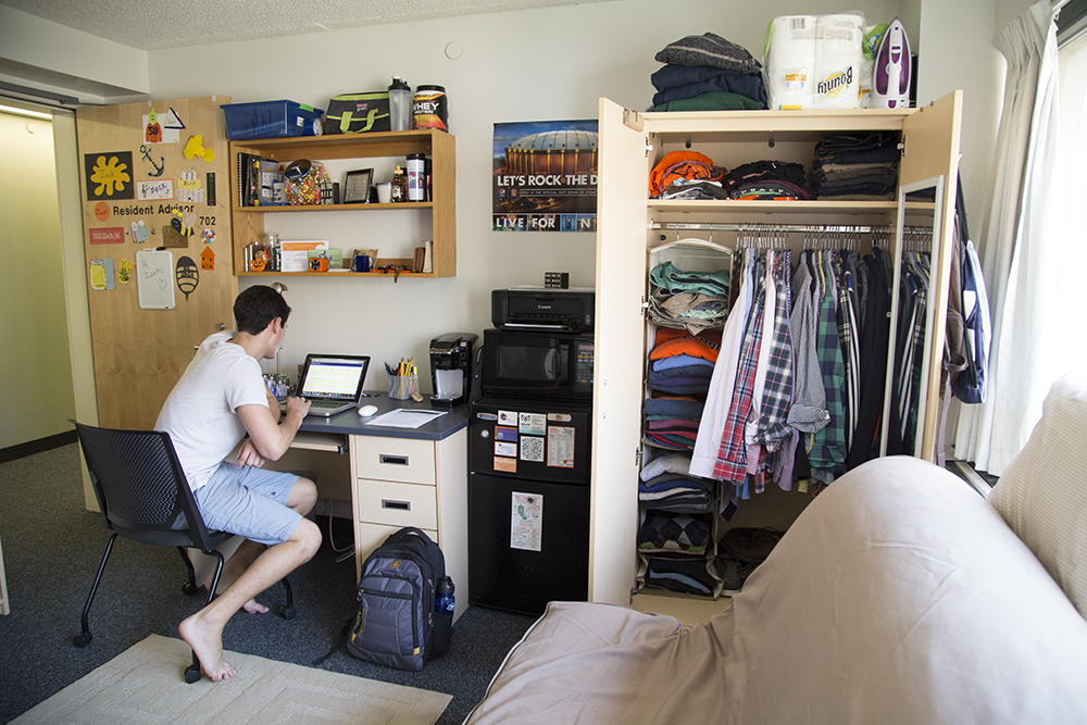 Cu Boulder Dorm Room Layout