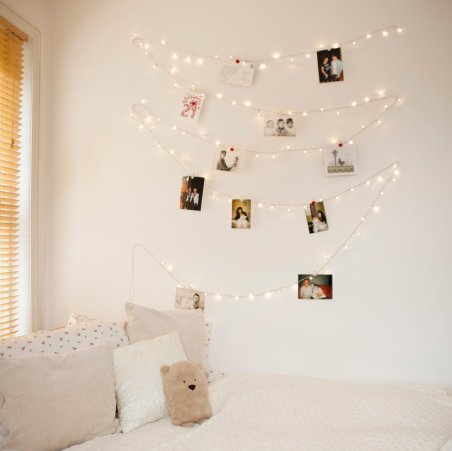 We are absolutely loving this uni dorm room decor!
