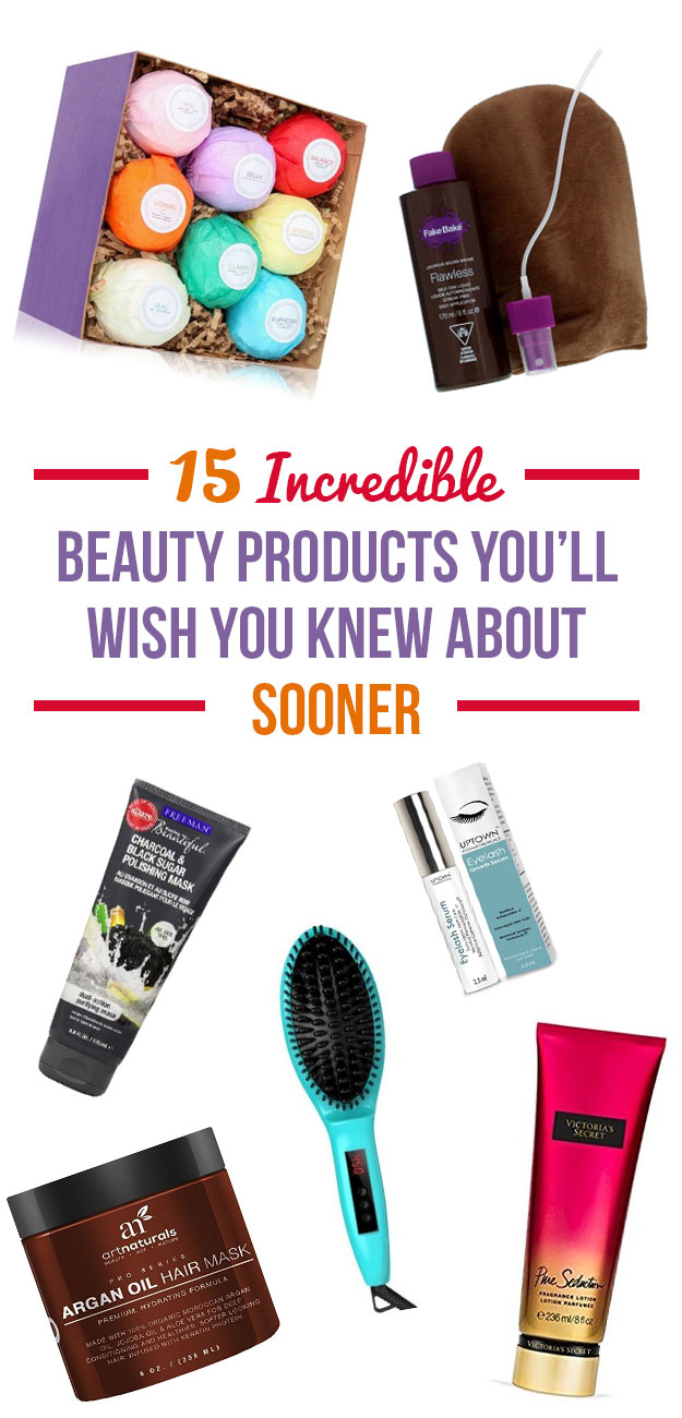 15 Incredible Beauty Products You'll Wish You Knew About ...