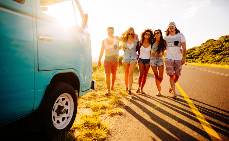 weekend trips, How To Plan Weekend Trips While Studying Abroad