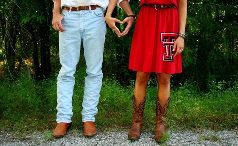 TTU dating börja dejta ex flickvän igen
