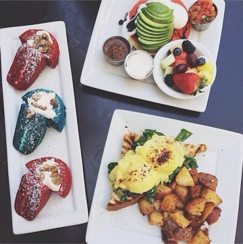 Isn't this the best brunch around Los Angeles?