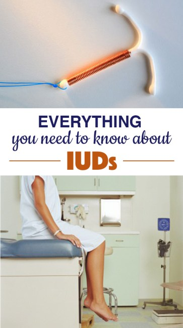 This is everything that you need to know about IUDs