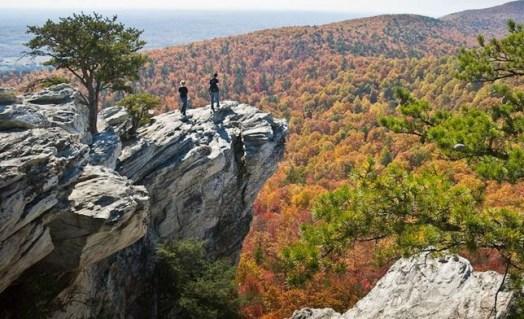 10 Fall Road Trips To Take In North Carolina