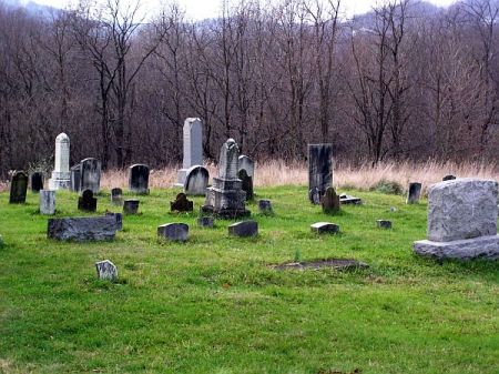 Is the Monangalia Cemetery on your list of haunted places in Morgantown to visit?