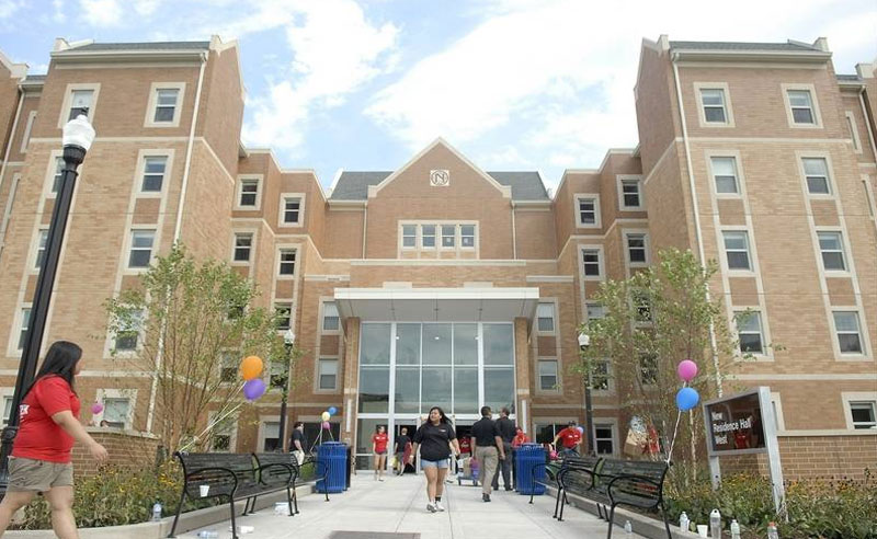 New Hall West is a great place to live on campus at NIU!