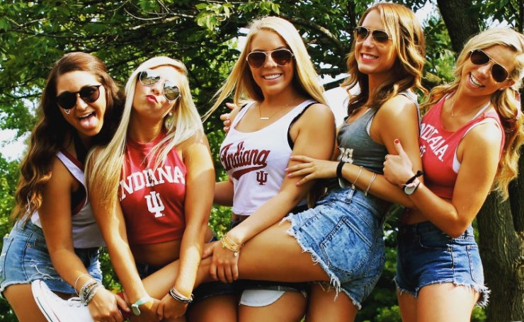 Indiana University game day outfits, 5 Best Indiana University Game Day Outfits