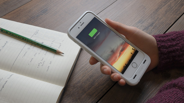 A Mophie case will ensure you'll always be able to get in touch with your busy teen.