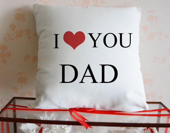 A special pillow is one of the great holiday gifts for dad under $30!