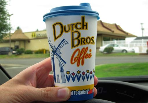 If you're from Oregon, you know Dutch Bros is the best!