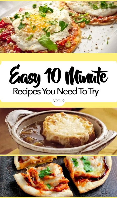 Easy Recipes You need to try