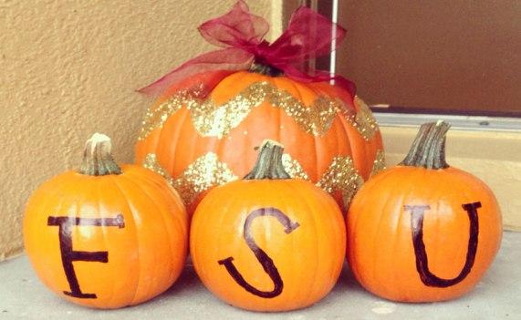 I can't wait for FSU Halloween week!
