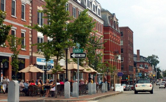 Is Market Square on your list of fall road trips to take around UNH?