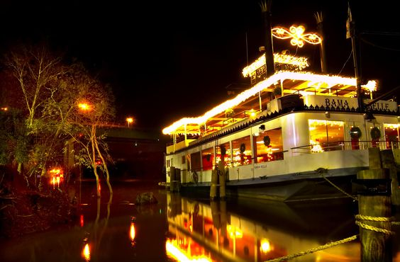 Is the Bama Belle Riverboat on your list of cute date ideas in Tuscaloosa?