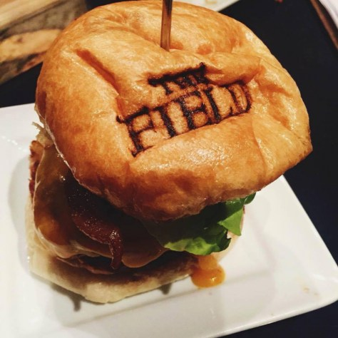 The Field is one of the best state college restaurants!