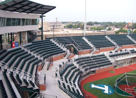 Is Turchin Stadium on your list of places to hookup at Tulane?
