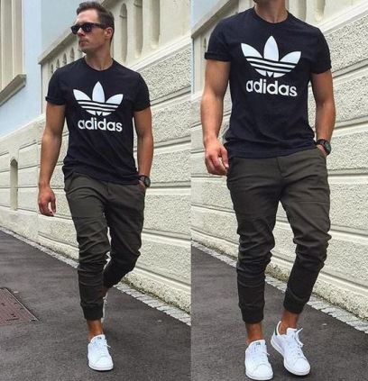 Every guy needs a good pair of joggers.