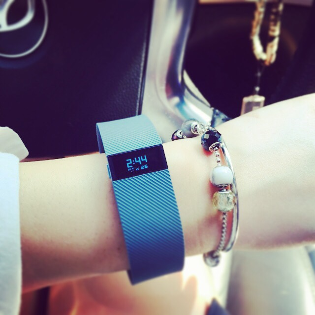 A FitBit will help you keep track of your fitness goals.