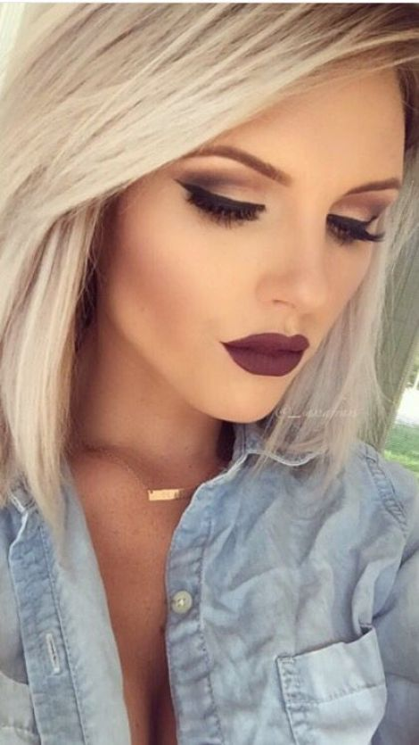 Matte lipsticks are definitely fall fashion must haves!