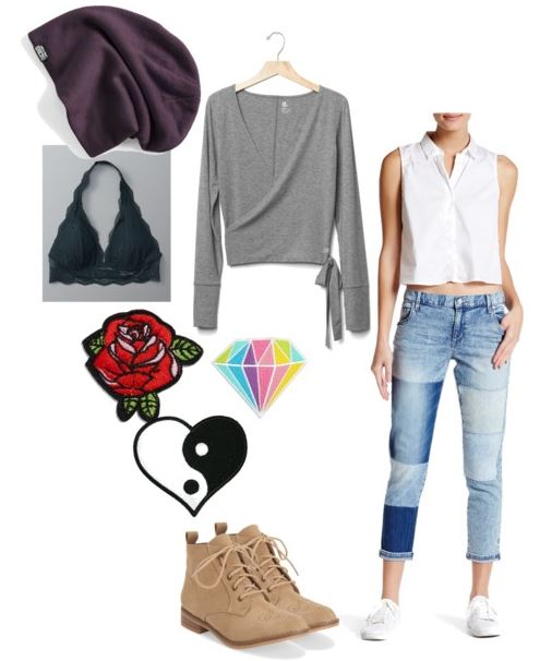 These outfits are all great ways to rock your boyfriend jeans!