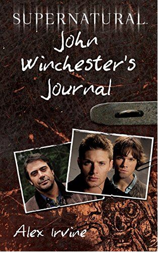 You'll be well on your way to becoming a great hunter with this Supernatural book.