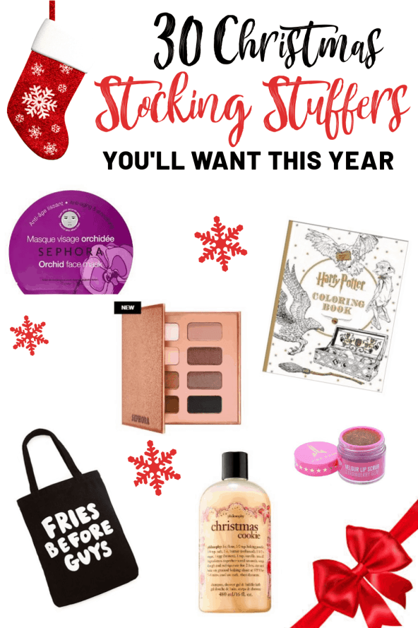 30 Christmas Stocking Stuffers You'll Want This Year