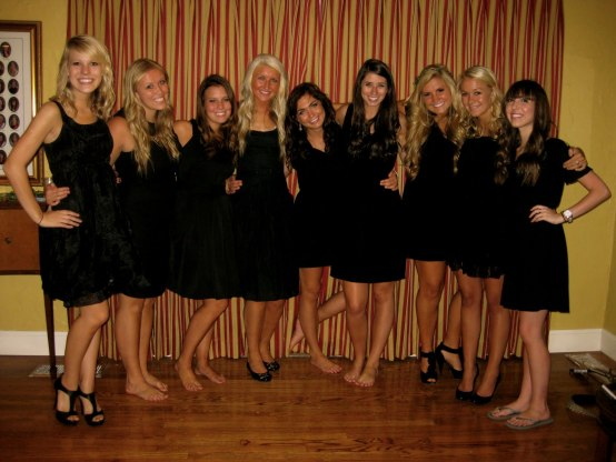 What Exactly Happens During Sorority Recruitment At The University Of Utah