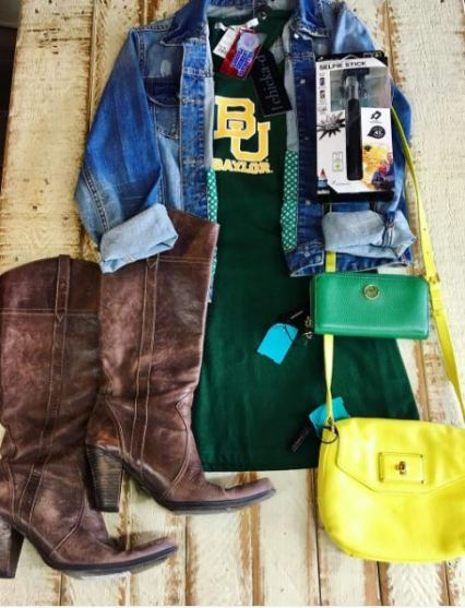 10 Adorable Gameday Outfits At Baylor University - Society19
