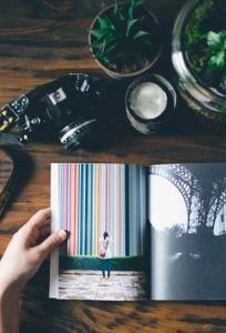 photographing memories