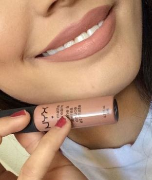 London by NYX is such a perfect nude color!