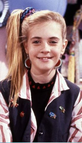 Clarissa explains it all! I loved her scrunchies and style!
