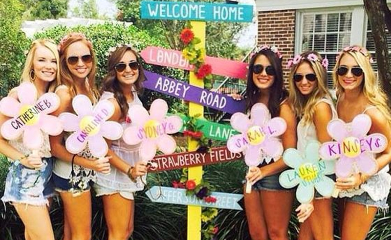 What Exactly Happens During Sorority Recruitment At Florida State University