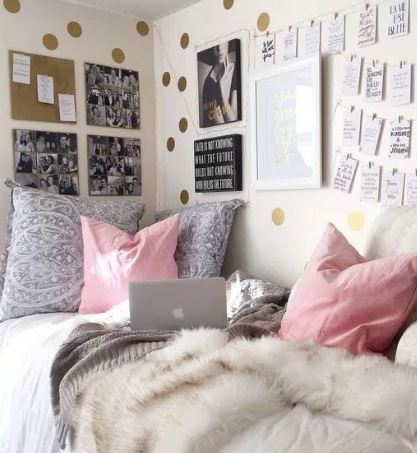 ... Your Dorm Room, Always Be Prepared! There Are So Many Cute Furry And  Fuzzy Throw Blankets Out There To Accessorize Your Bedding Set And Keep You  Warm!