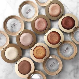 I love these shimmer eyeshadows from Milani Cosmetics!