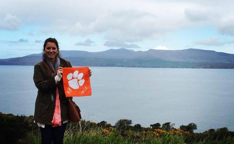 There are so many great reasons why I chose to go to Clemson University! From the study abroad programs, to the school spirit, Clemson is the best!
