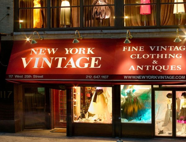 Best Vintage Clothing Stores In NYC