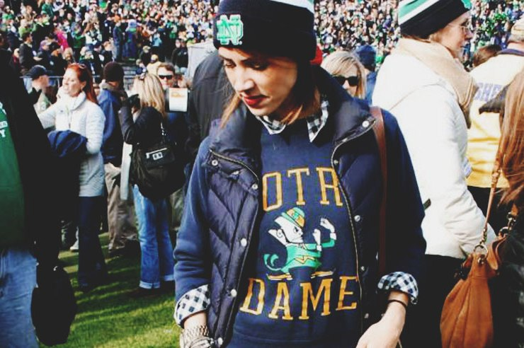 5 Reasons Why I Chose To Go To Notre Dame