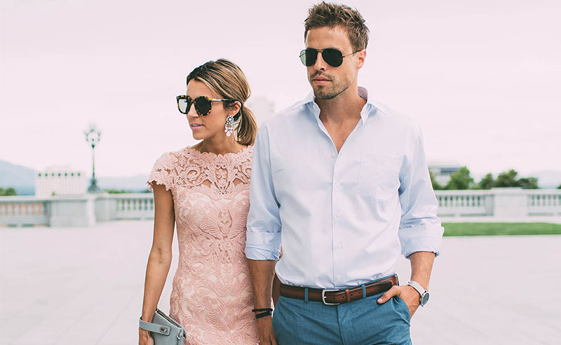 Cute and preppy date night outfit ideas for your next night on the town with your guy! These outfits ideas are perfect for that first date!