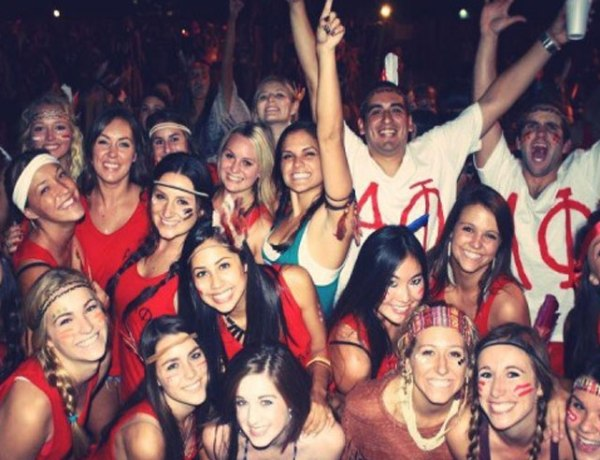 Greek life is great, but sometimes it's easier to know what to expect while you're in recruitment. Here's a guide to what to expect from your first mixer!