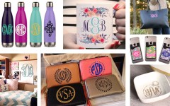 These are the best things to monogram that you absolutely need! These cute monogrammed things make perfect presents or gift ideas too!