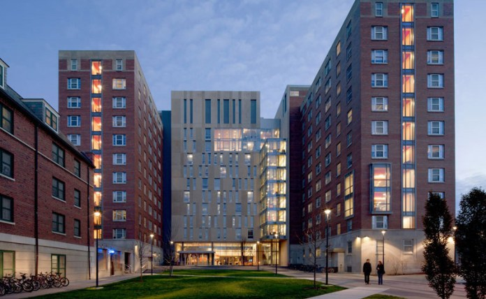 The Ultimate Ranking Of Ohio State Dorms - Society19