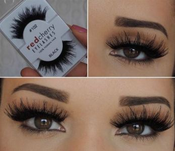 Red Cherry lashes are amazing!