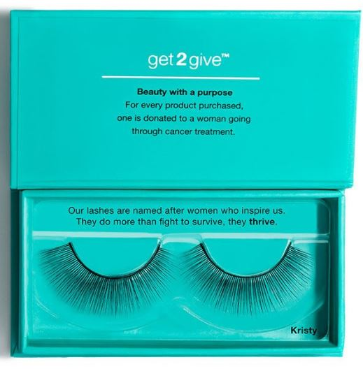These Thrive Causmetic lashes are amazing!
