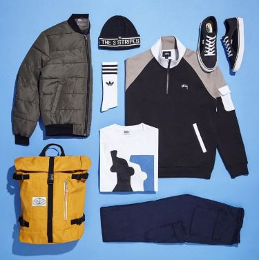 ASOS is one of the best affordable men's clothing sites with amazing brands!