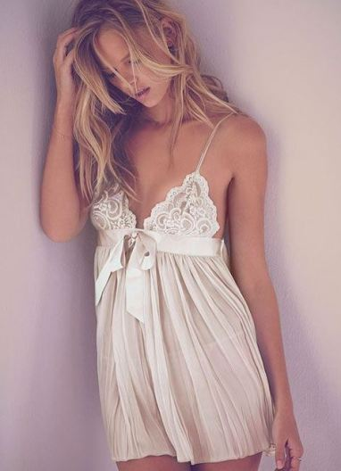 This babydoll dress is the perfect sexy lingerie piece!