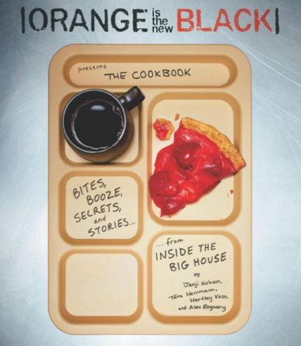 This cookbook is one of the best Orange is the New Black gifts!