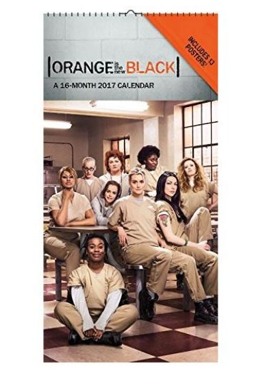 Calenders are the perfect Orange is the New Black gifts!