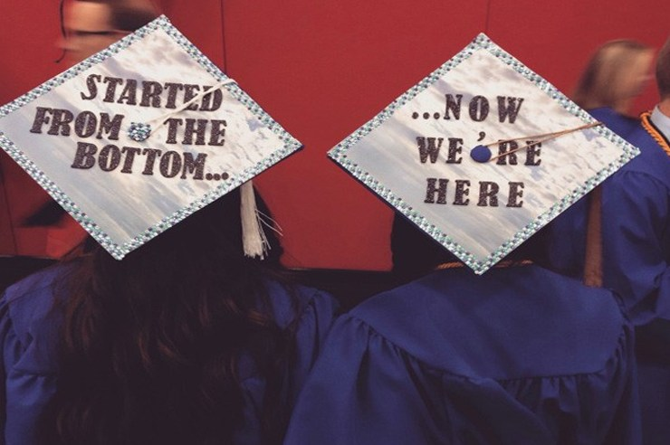 Graduation brings on a roller coaster of emotion from excitement to fear of what's to come. These graduation songs will definitely have you in the feels!
