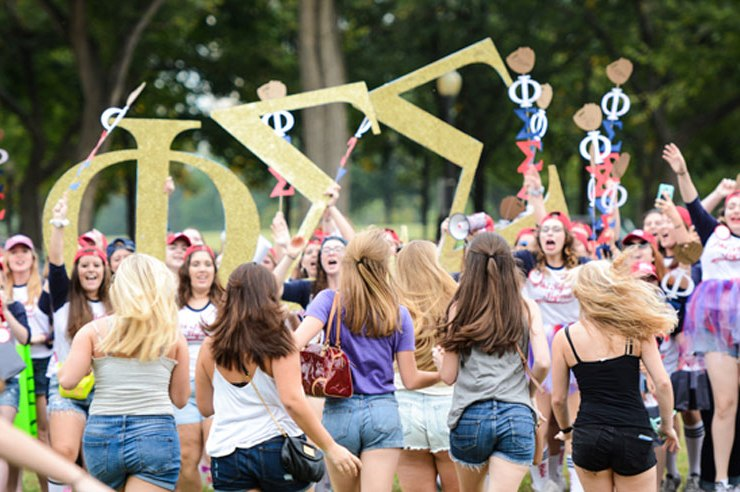 While we have many guides about sorority recruitment, the things to never talk about during sorority recruitment is very important. Don't bring up these things!